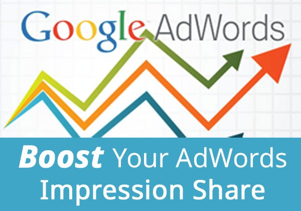 How to Boost Your Impression Share in Google AdWords